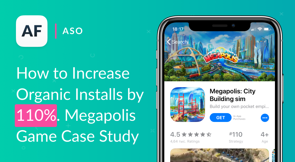 Case Study: How Social Quantum Increased Organic Installs by 110%