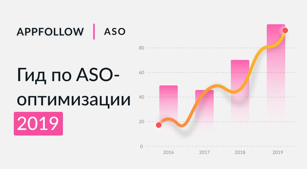 Руководство по ASO-оптимизации и мобильному маркетингу 2019