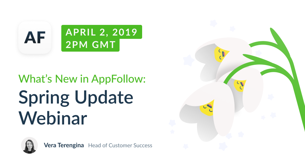 AppFollow Spring Update
