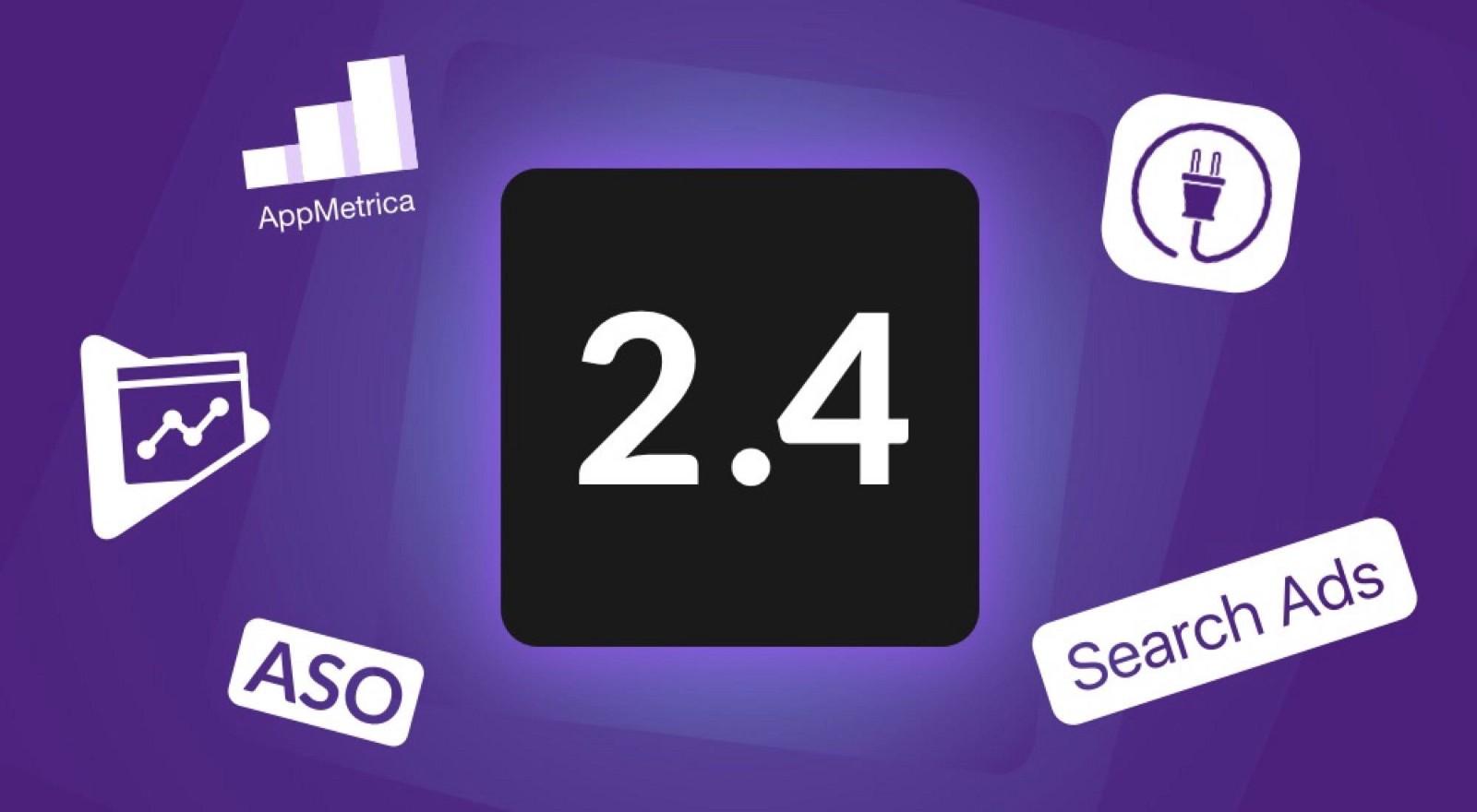 AppFollow 2.4 — первое обновление в 2017 году