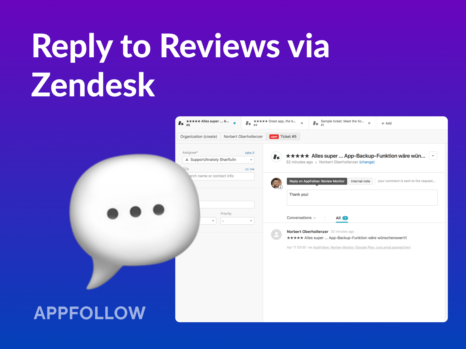 AppFollow 3 6: April Update | Blog | AppFollow
