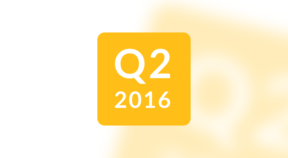 AppFollow quarterly results for Q2 2016
