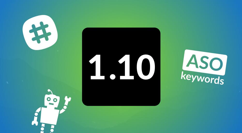 AppFollow v1.10: Slack, боты и не только