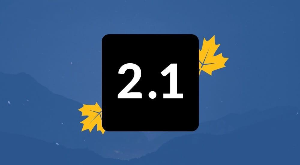 AppFollow v2.1 — осеннее обновление