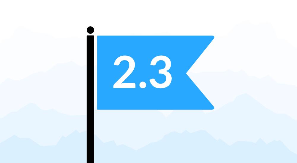 AppFollow v2.3 — финальное обновление 2016 года