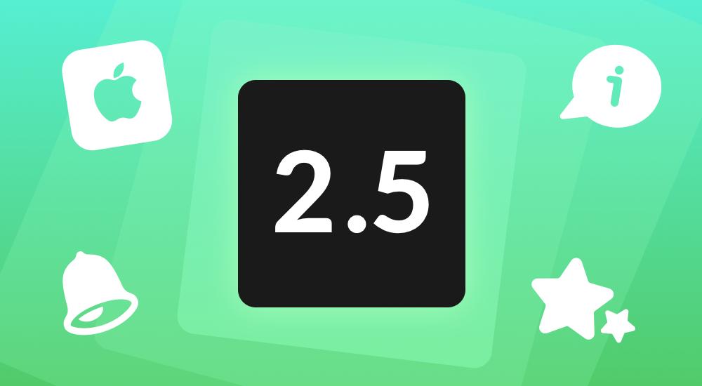 AppFollow 2.5: мартовское обновление