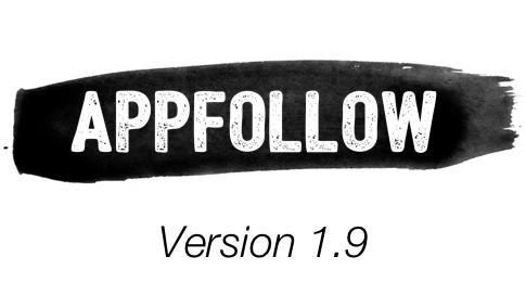 AppFollow ver. 1.9: Black is the new black