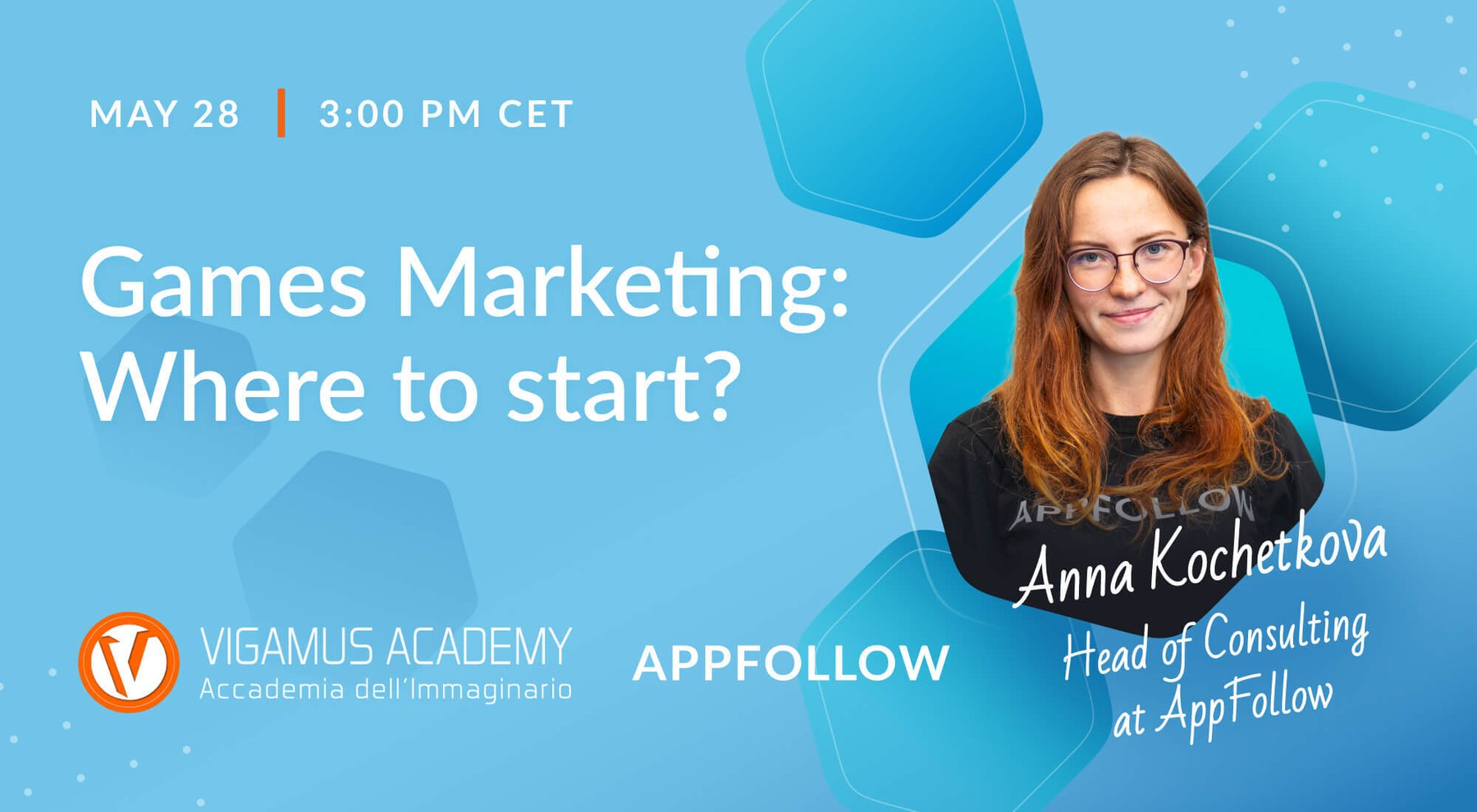 AppFollow will give a lecture for the Italian Vigamus Academy