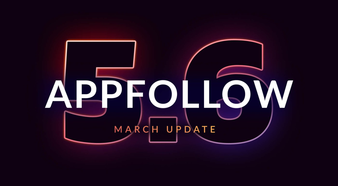 5.6: March Update