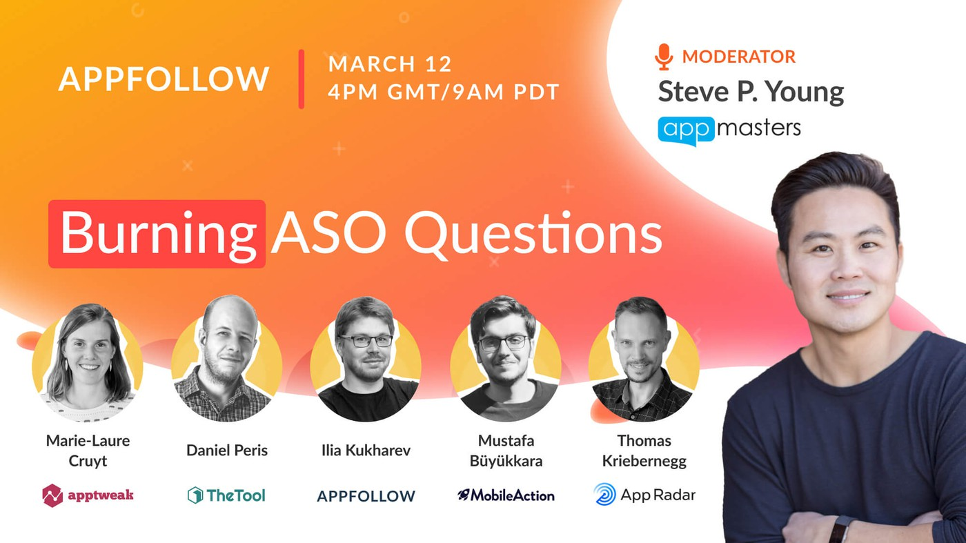 Burning ASO Questions with AppFollow, AppTweak, and The Tool