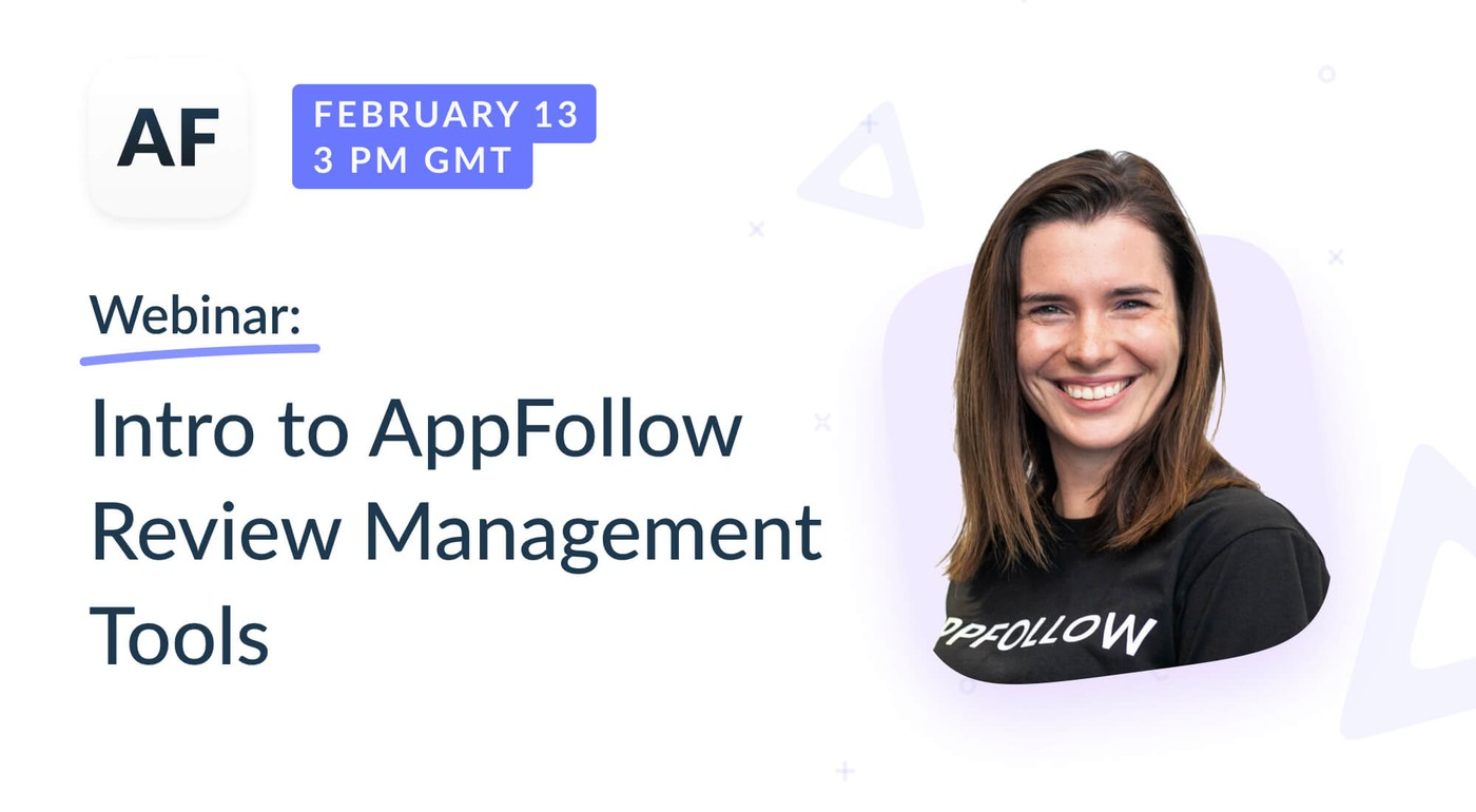 Webinar: Intro to AppFollow Review Management Tools