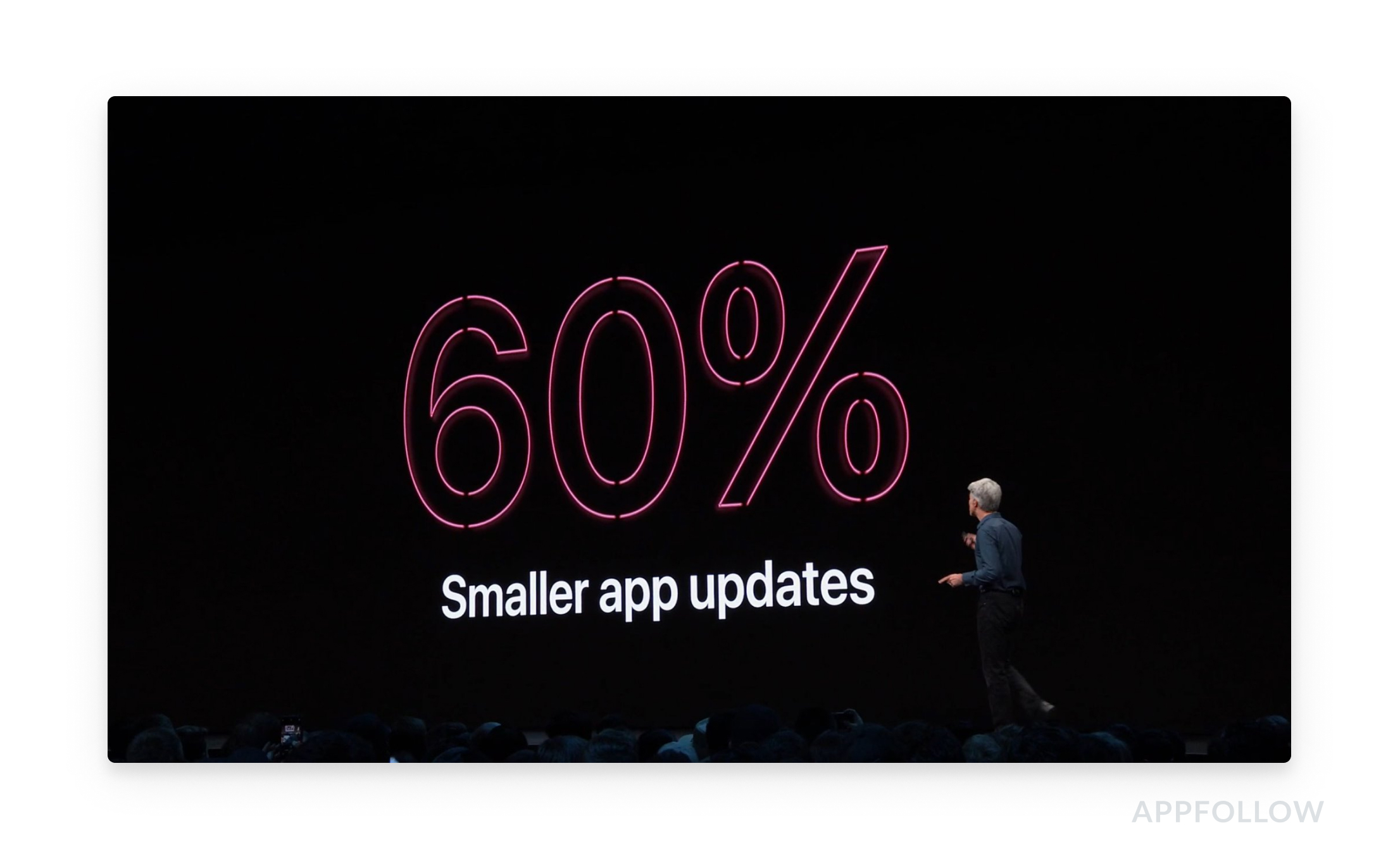 app size in ios 13