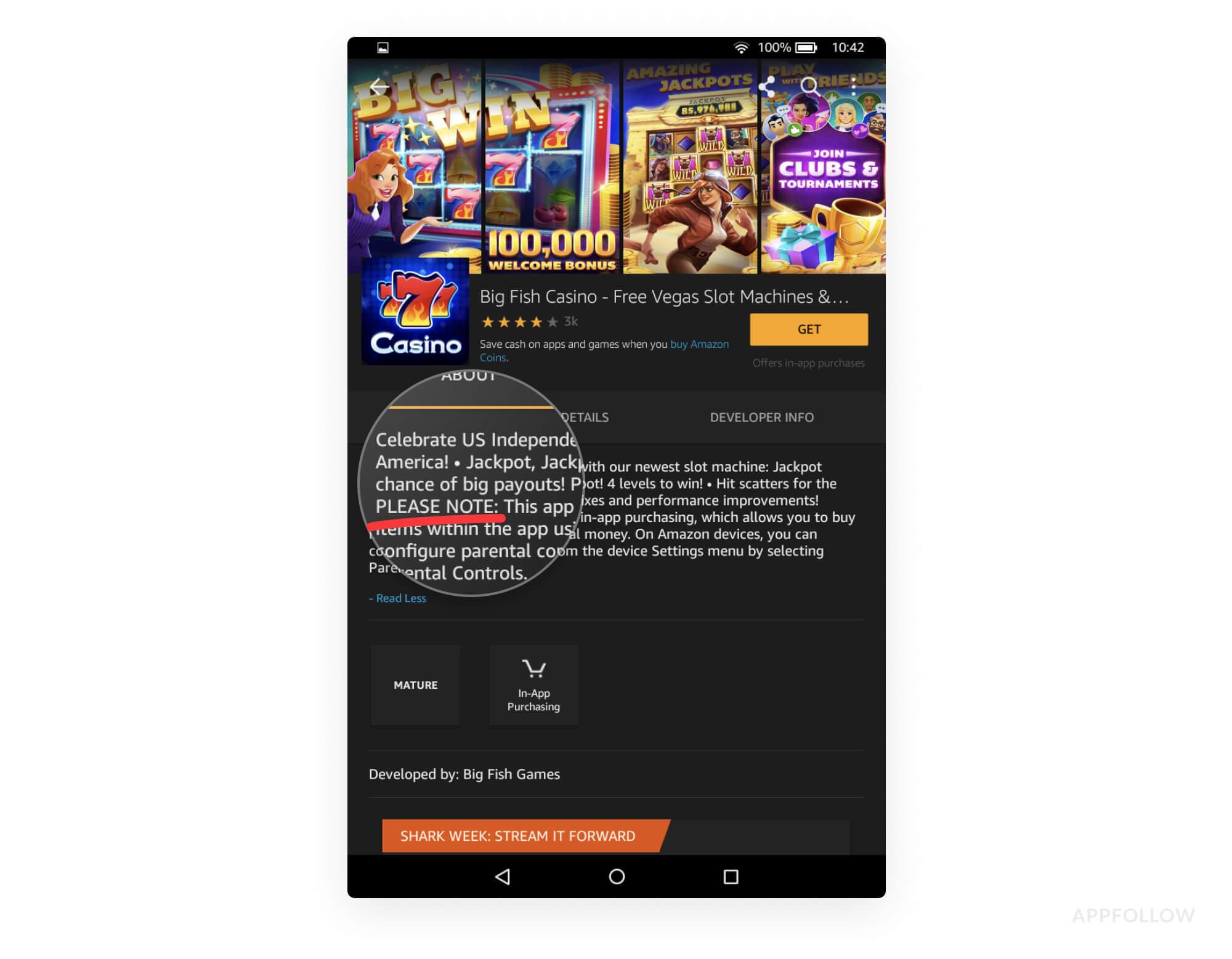 amazon app market