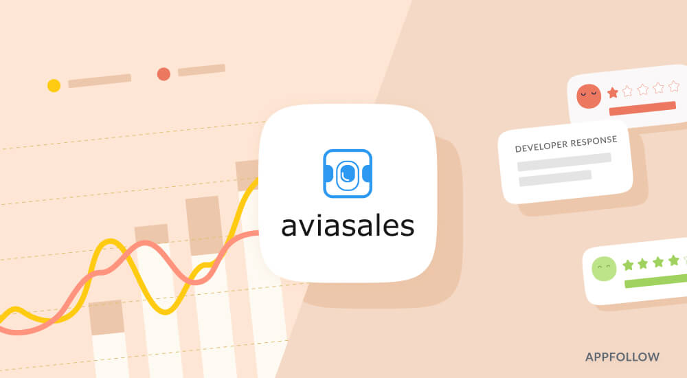 How to keep an high average rating and motivate users to change their reviews. Case from Aviasales