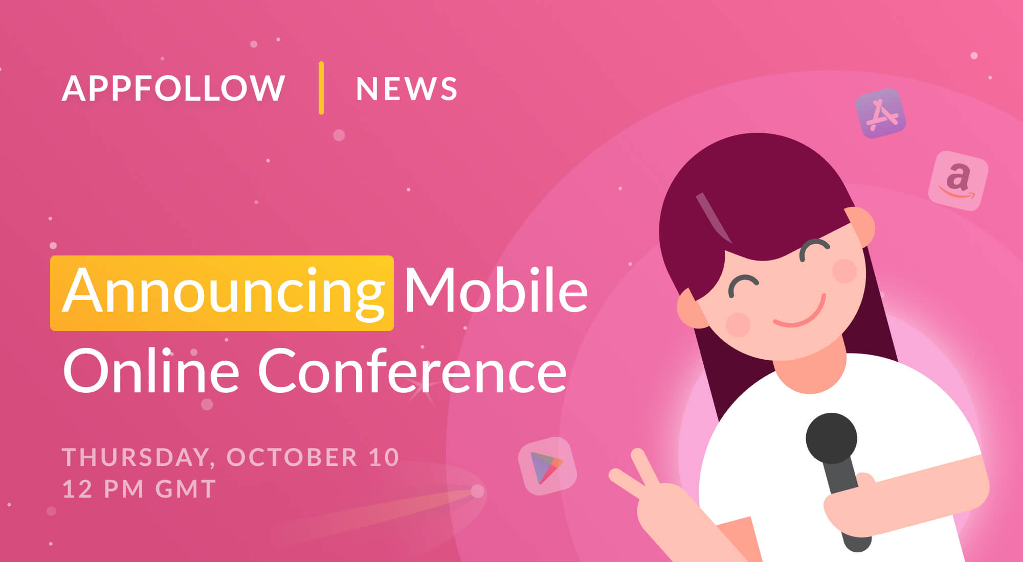 Announcing the 1st Edition of Mobile Online Conference