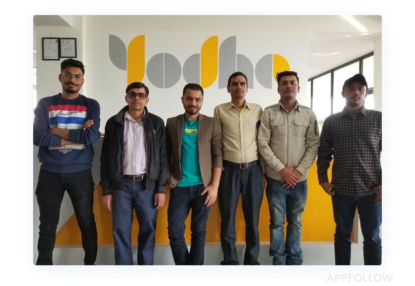 Yodha team pic