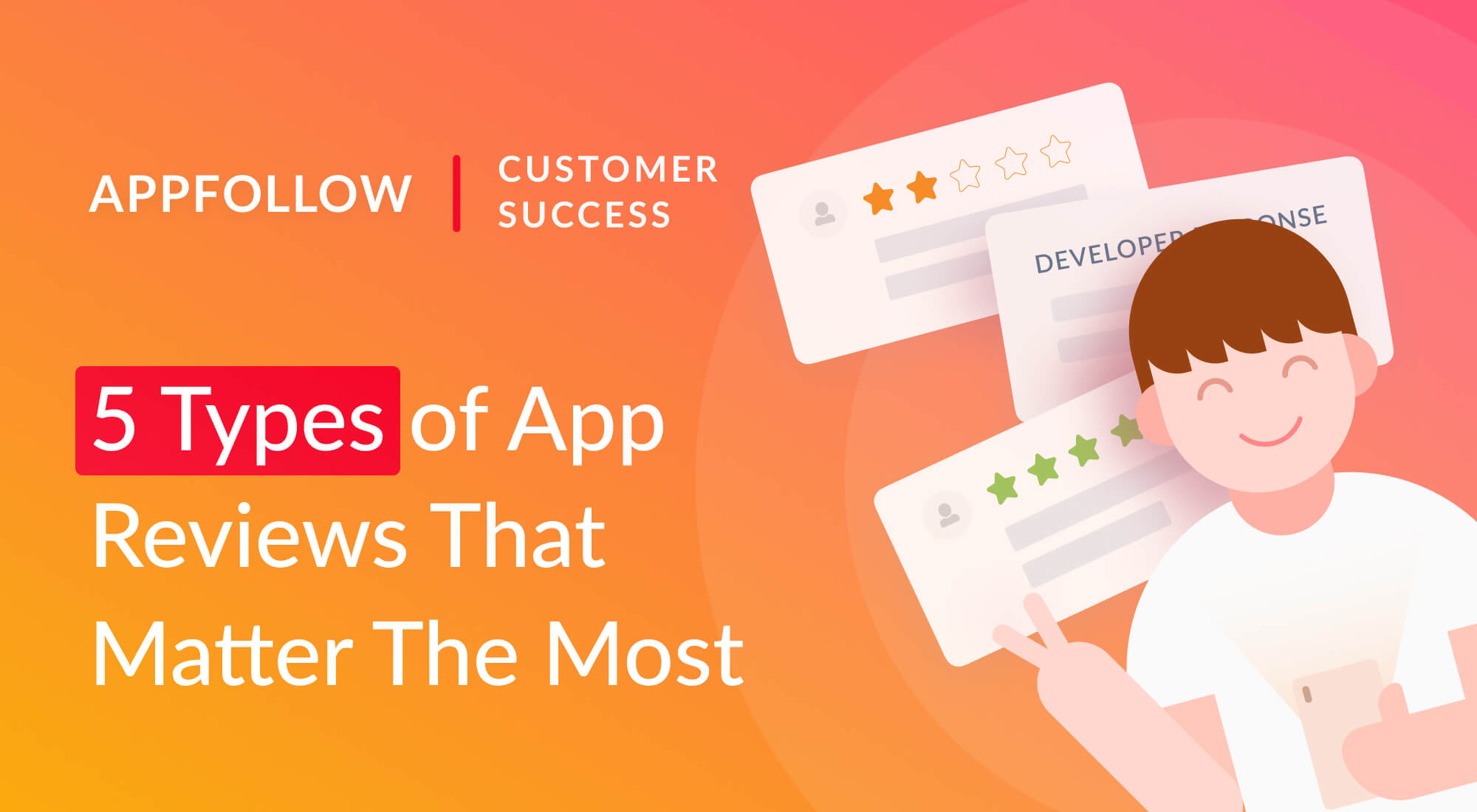 5 Types of App Reviews To Watch Out For