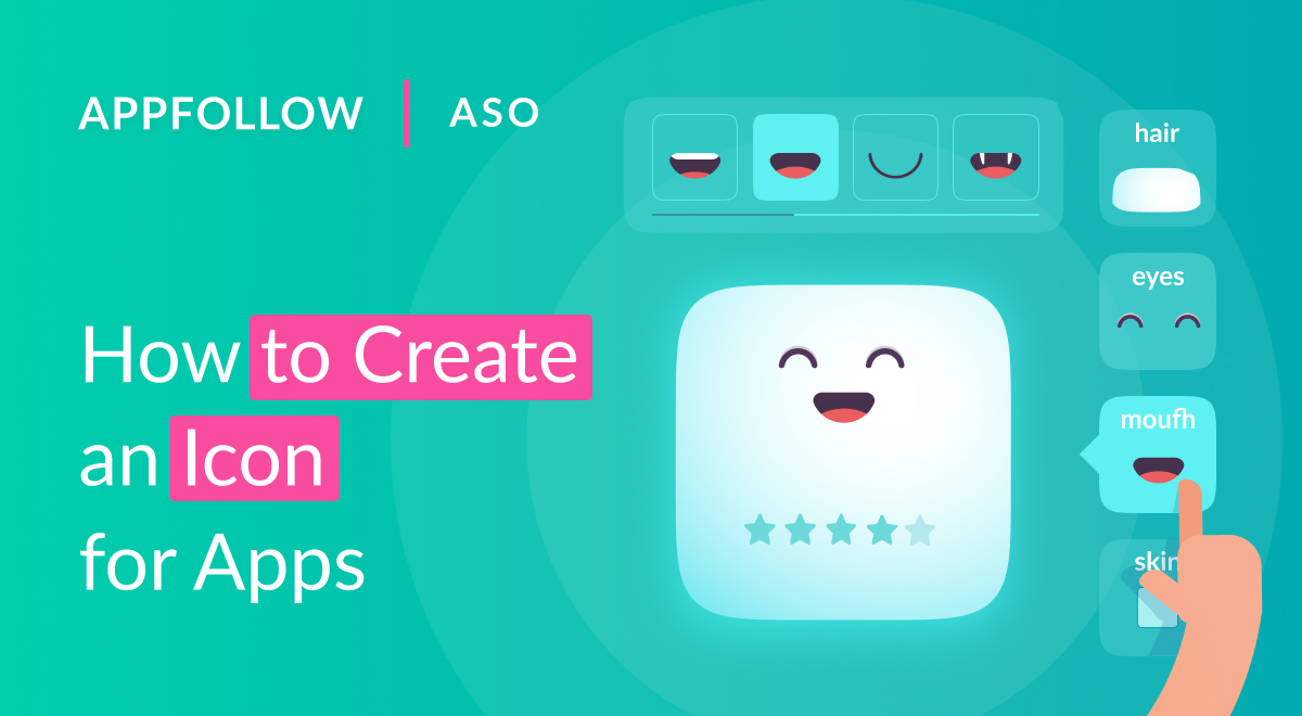 How to Create an Icon for iOS and Android Apps: Rules and Ways