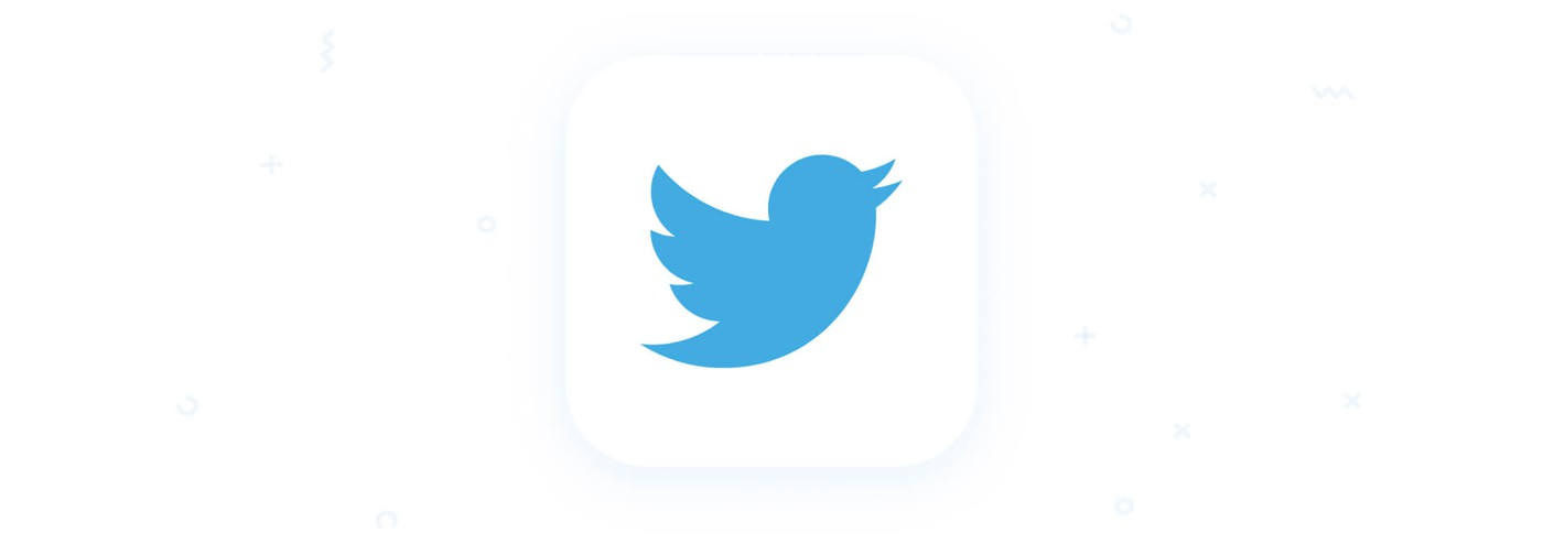 Twitter icon example