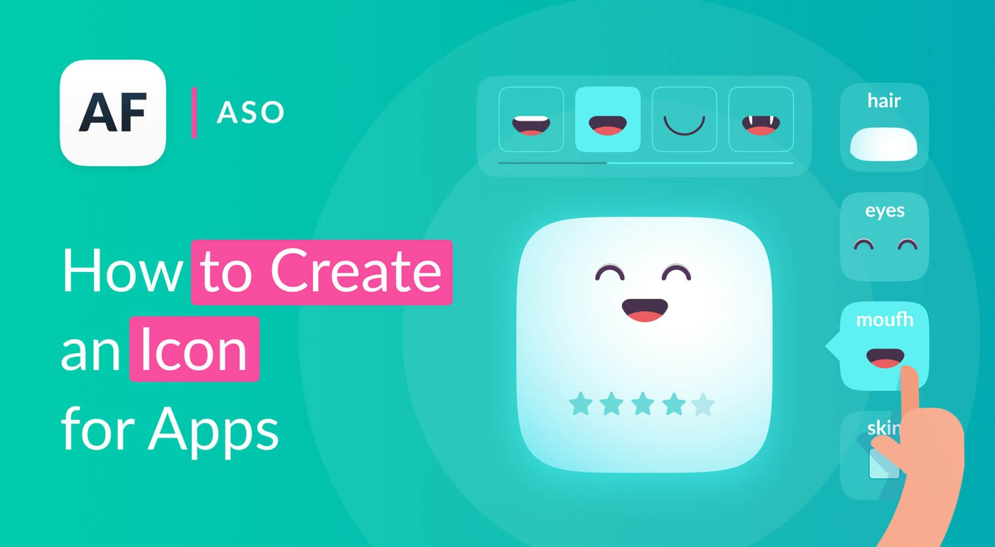 How to Create an Icon for iOS and Android Apps: a Guideline