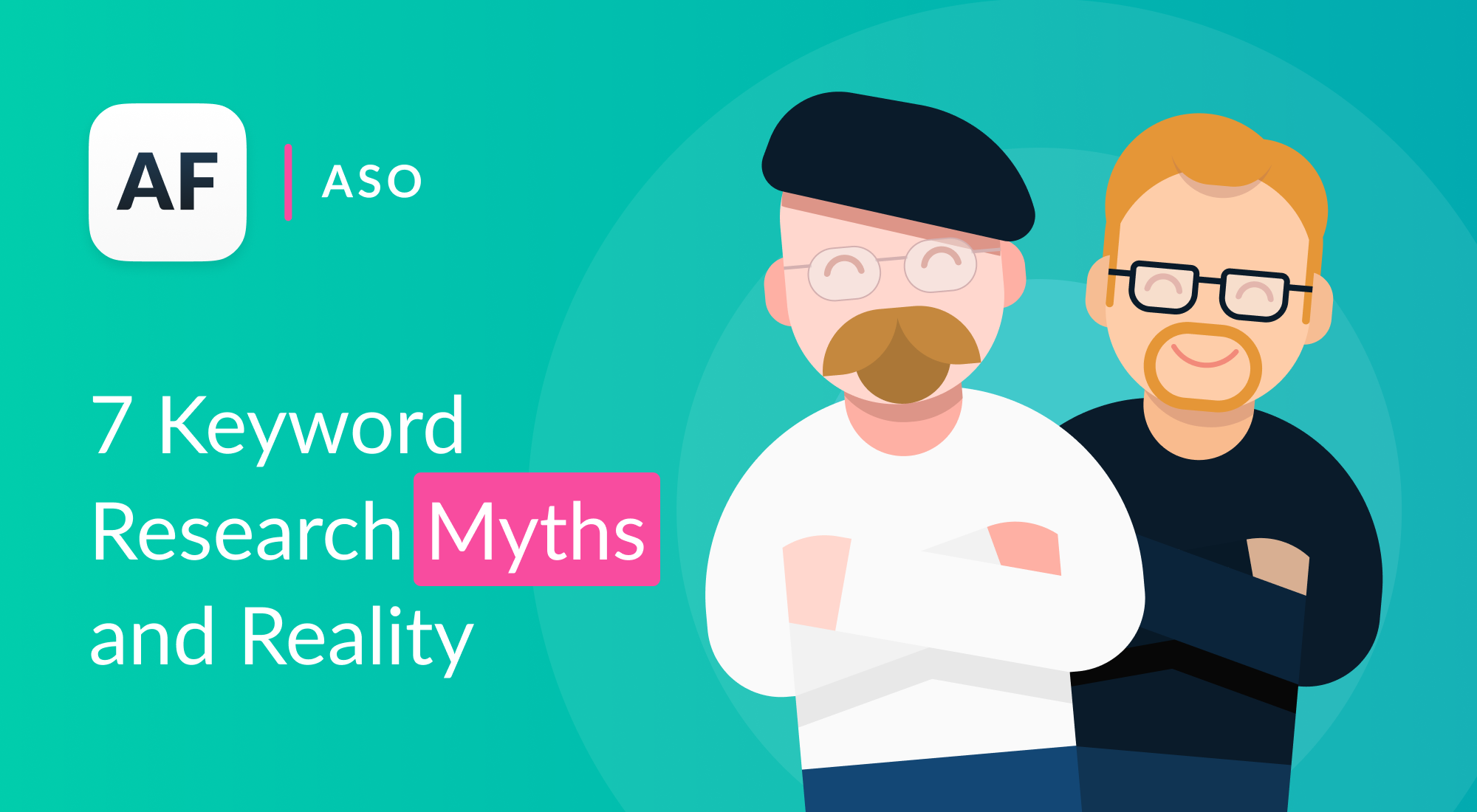 7 ASO Keyword Research Myths and Reality