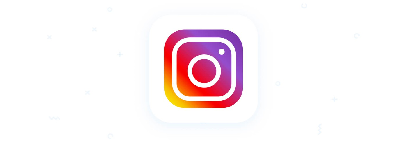 Instagram icon example