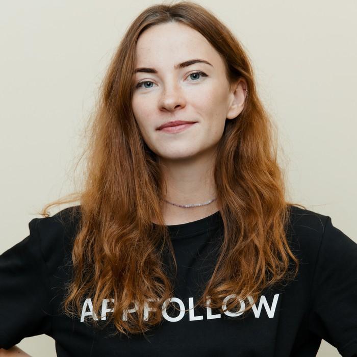 Go to the profile of Анна Кочеткова