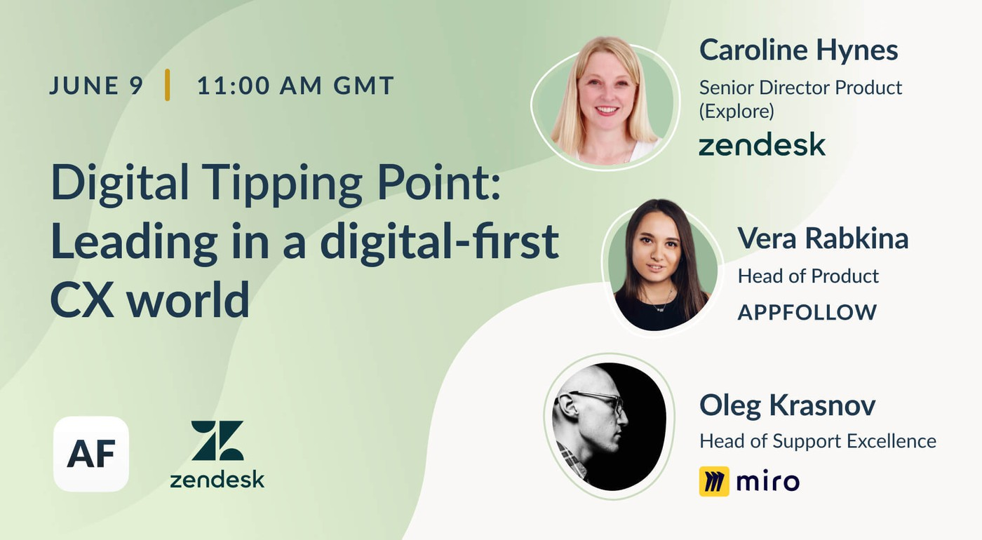 Digital Tipping Point: Leading in a digital-first CX world