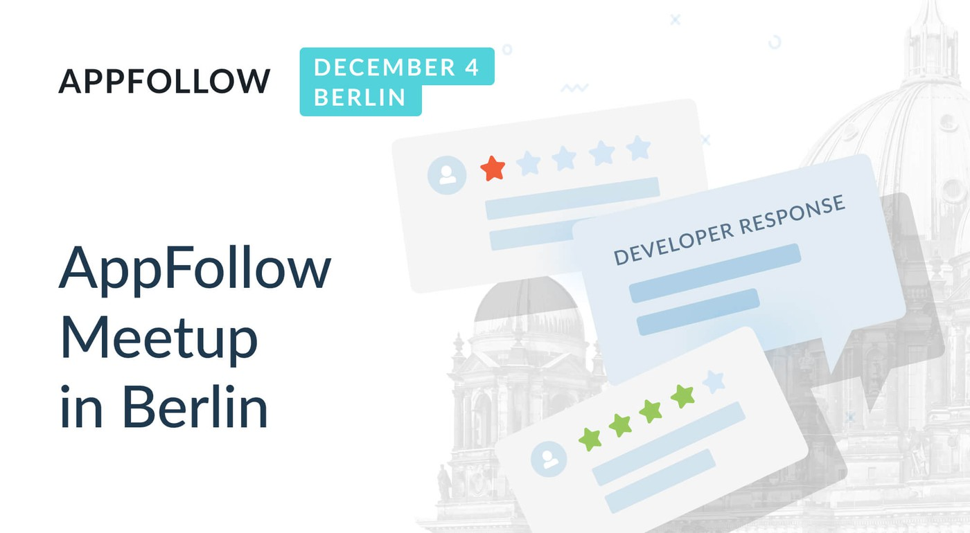 Mobile Berlin meetup by AppFollow