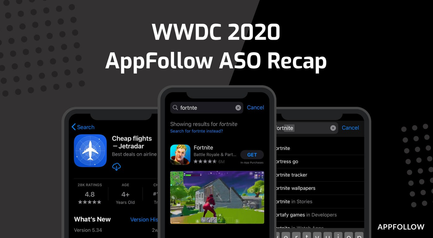 WWDC 2020: What's new for ASO and Organic UA in iOS 14