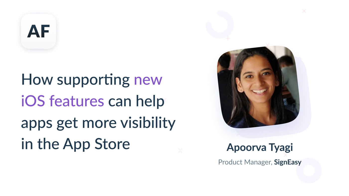 How supporting new features can increase visibility in the App Store