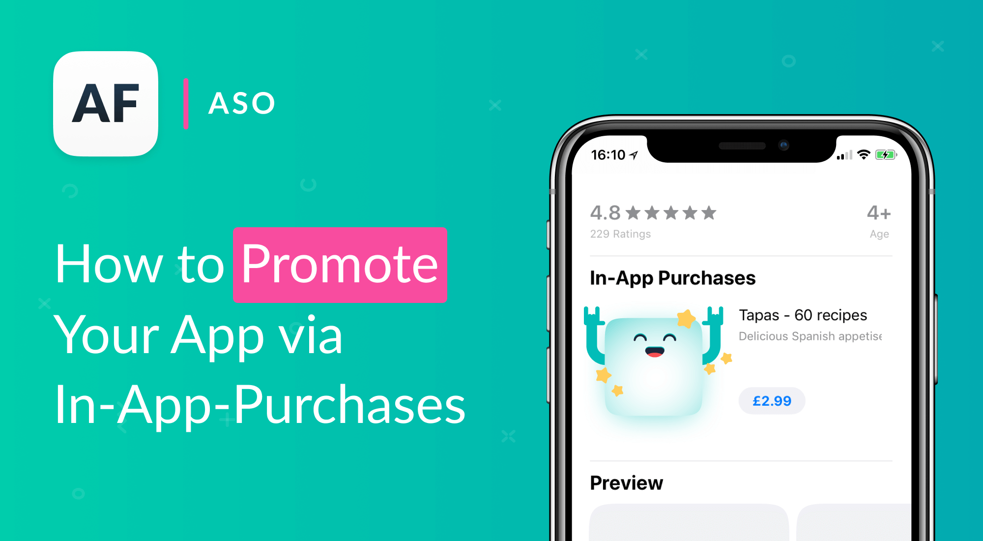Advanced App Store Optimization: How to Use In-App-Purchases to Gain More App Visibility
