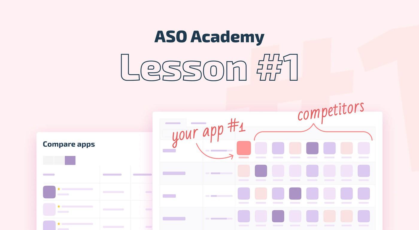 С чего начать работу над ASO: как вырастить позиции с помощью конкурентов