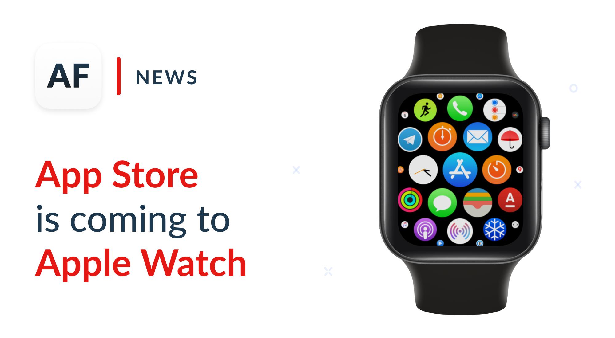 Apple Watch App Store ASO