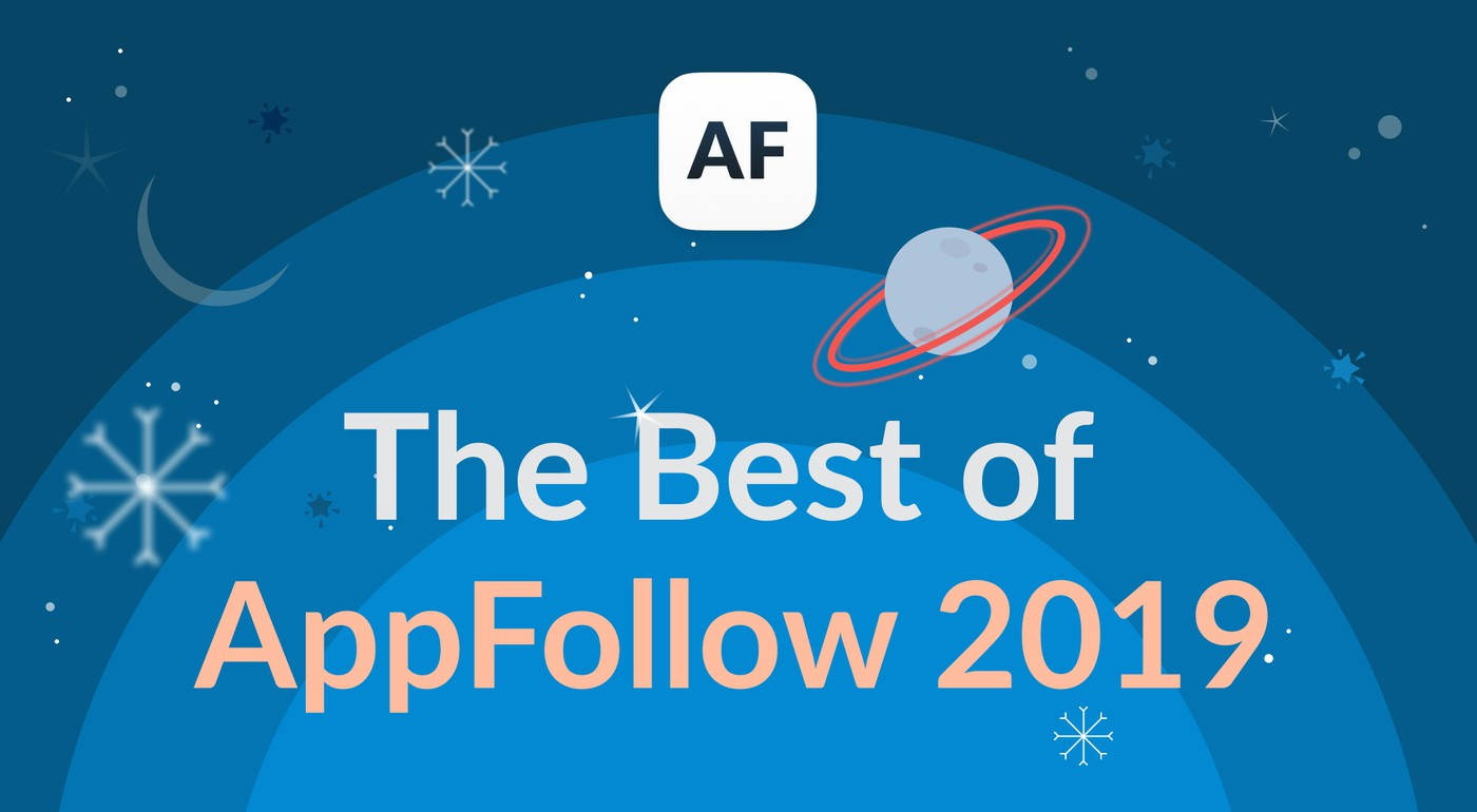 Best of AppFollow: Top Features and Tactics in 2019