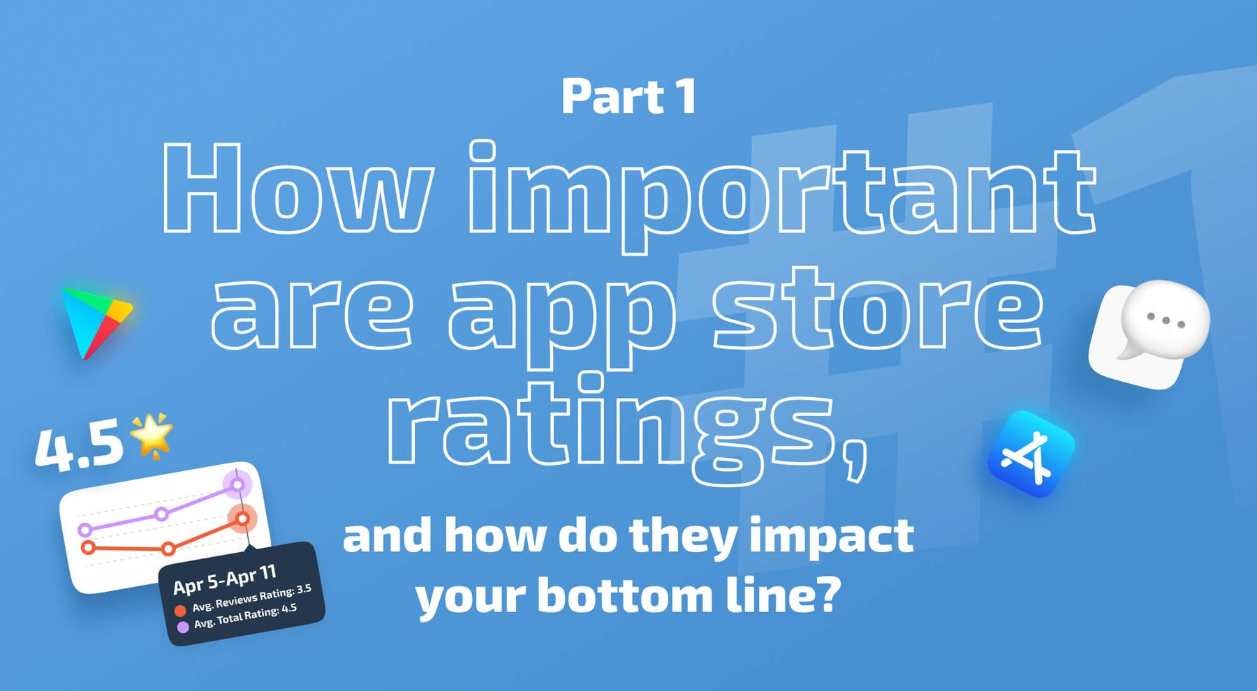 How important are app store ratings, and how do they impact your bottom line?