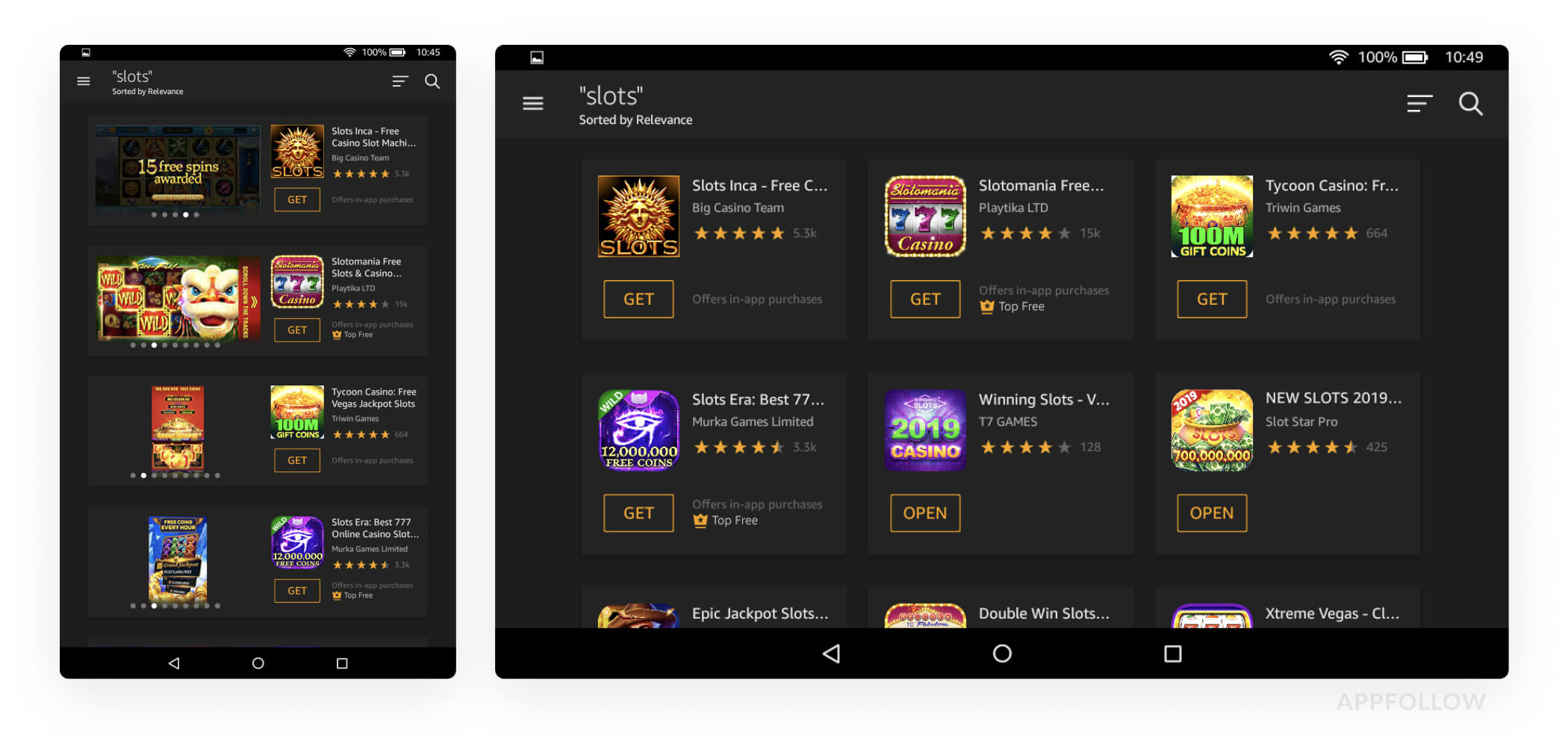 amazon app store getting started