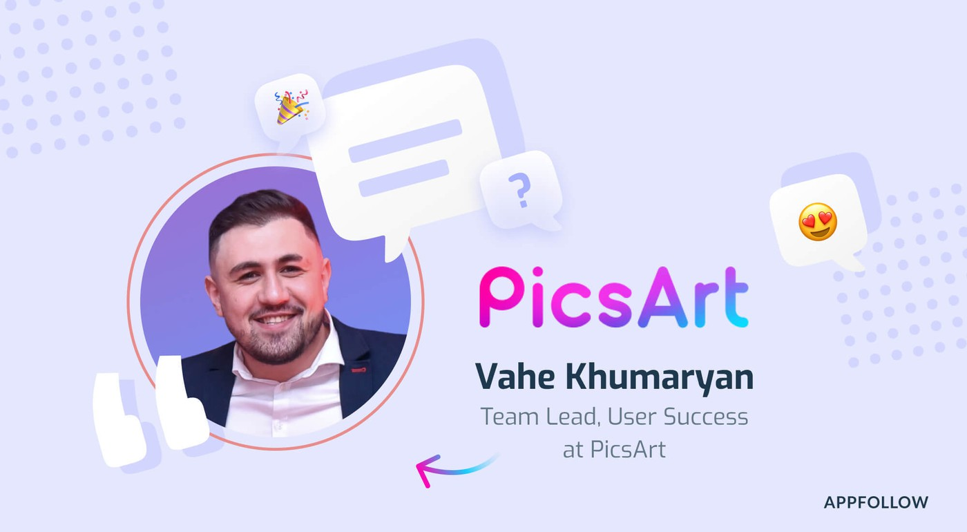 How does PicsArt increase their customer support efficiency with AppFollow and Zendesk