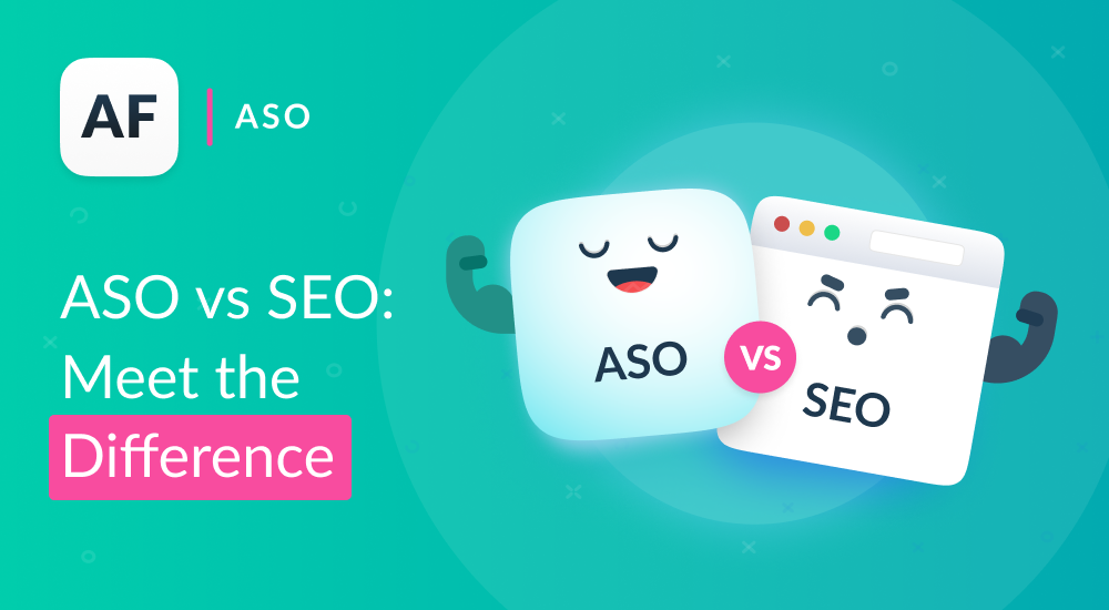 Keyword Research in ASO vs SEO: Meet the Difference