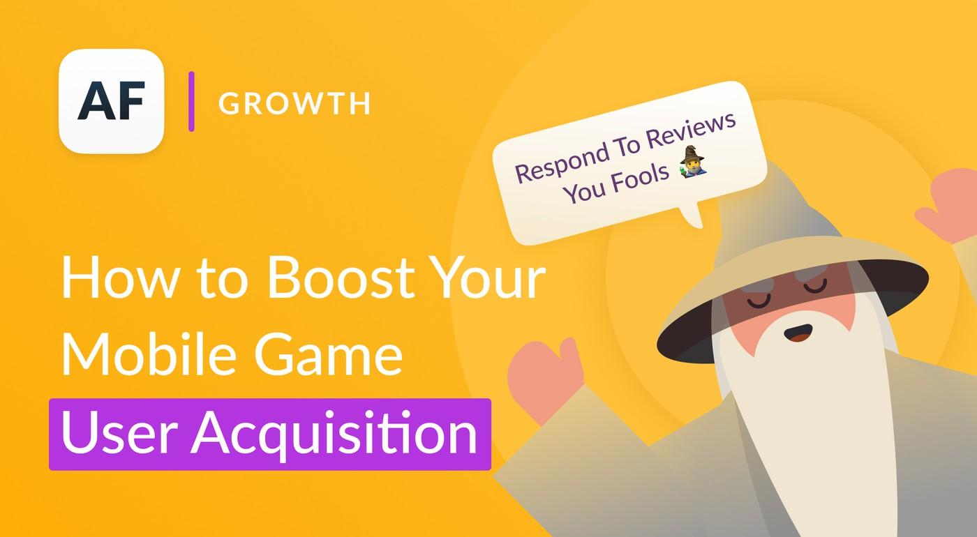 New Channels of Mobile Games User Acquisition