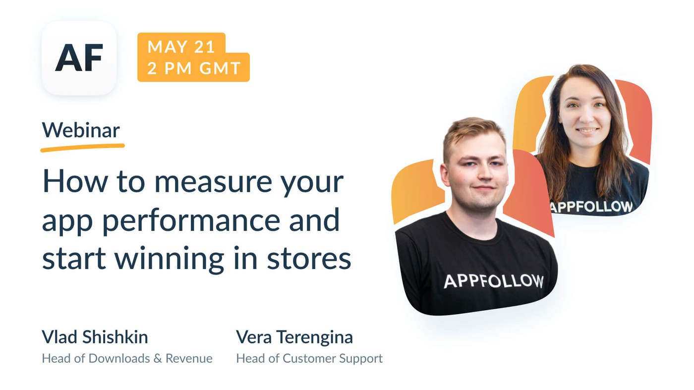 Webinar: How to measure your app performance and start winning in stores