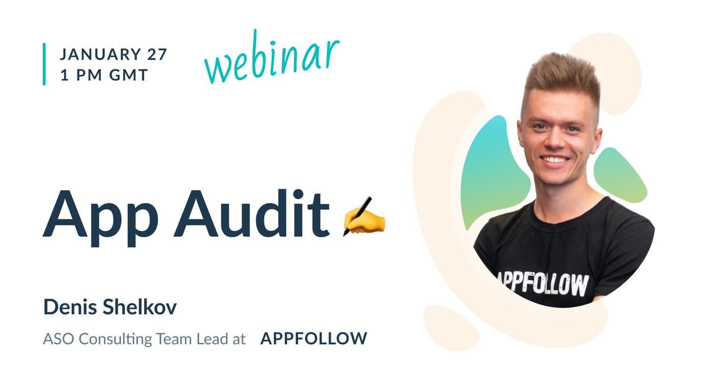 Online App Audit