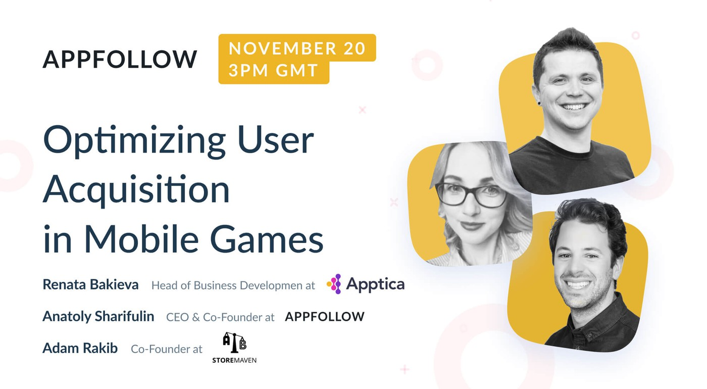 Webinar recording: How to add power to your user acquisition strategy