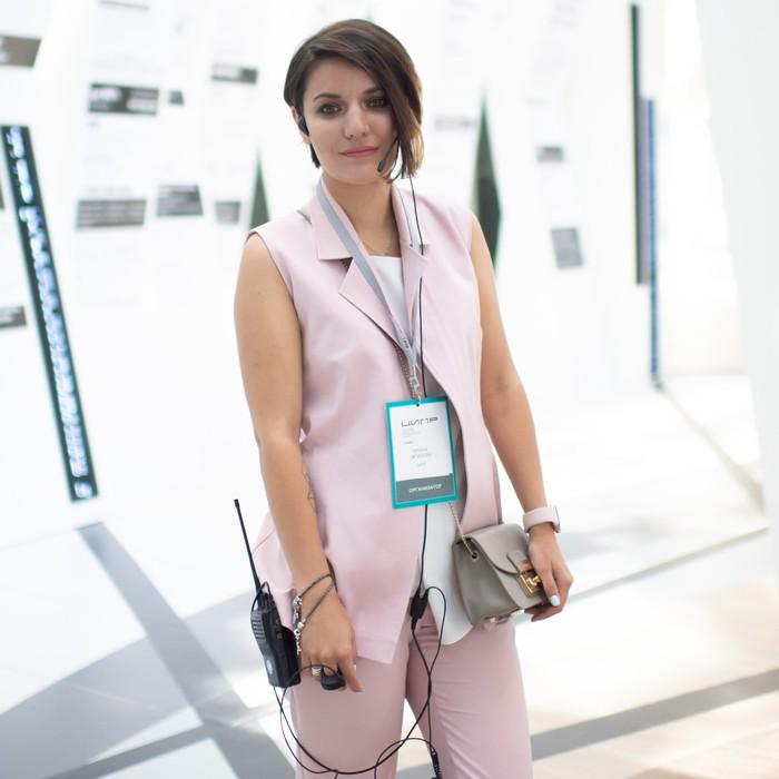 Go to the profile of Irina Gatilova
