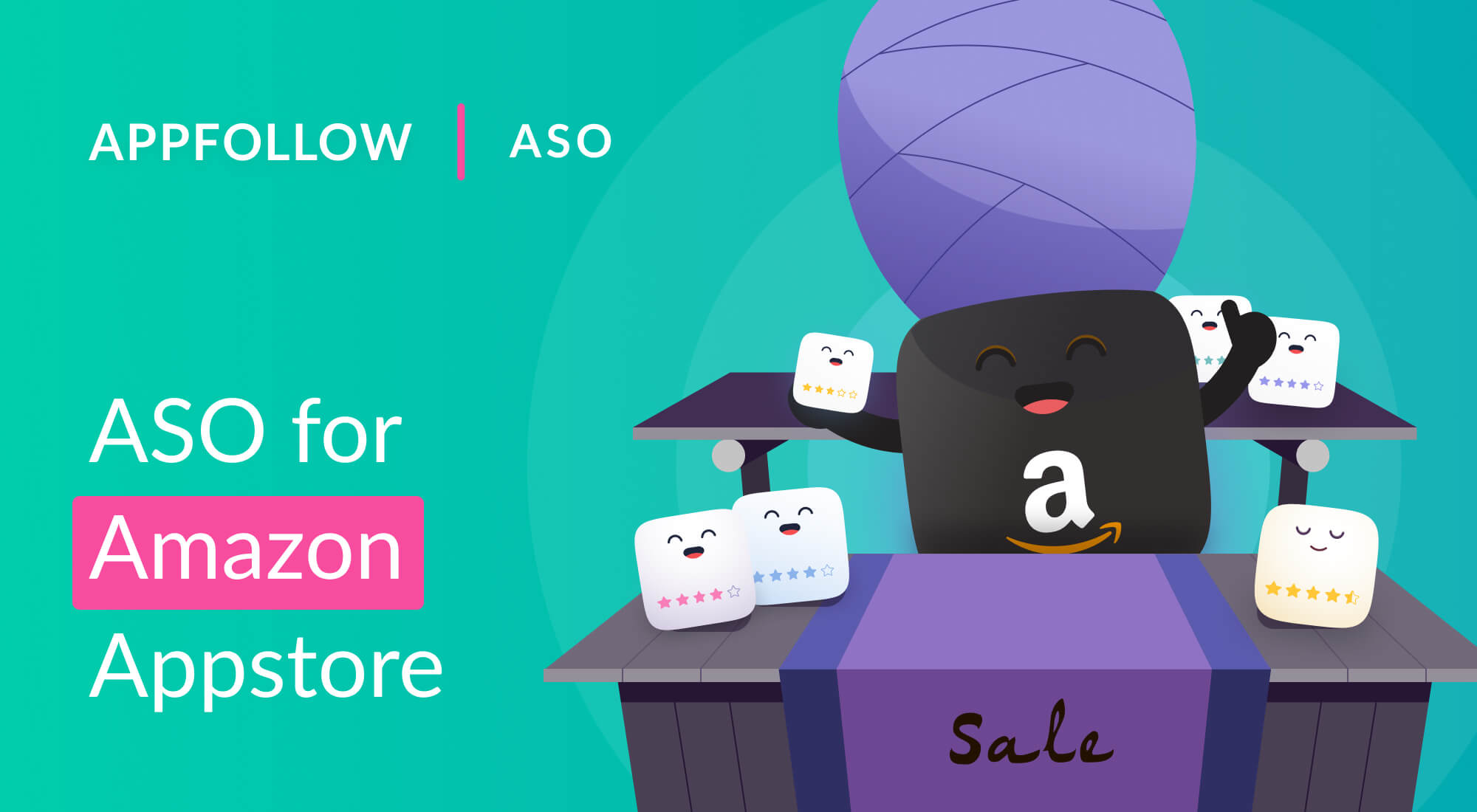 How to do ASO for Amazon Appstore