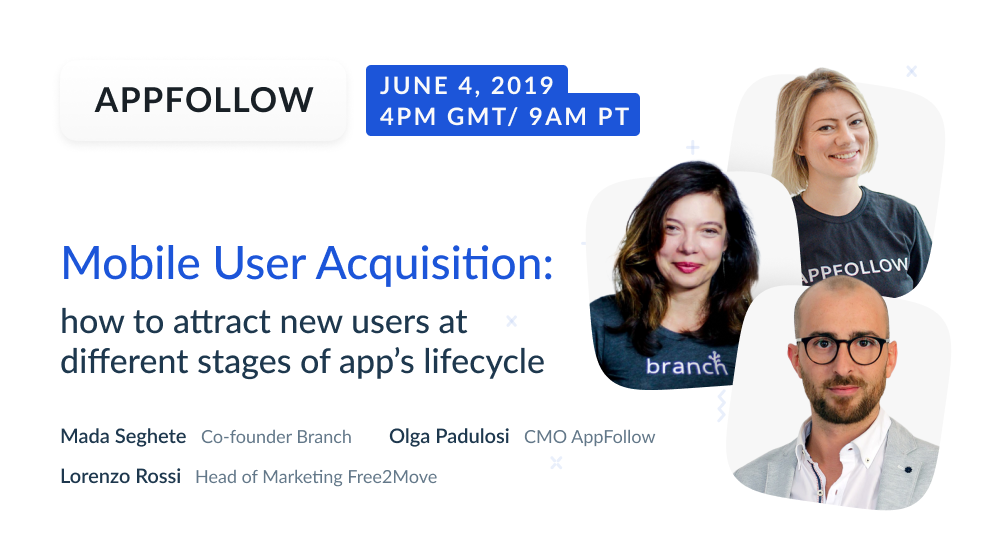 Webinar Recording: Mobile User Acquisition