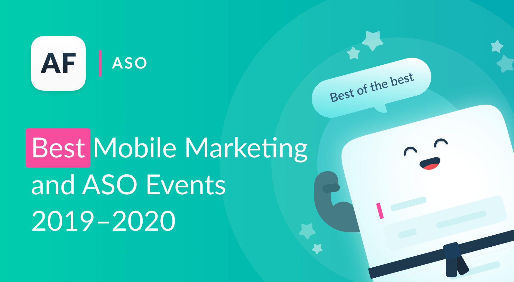 The Ultimate Calendar of App Store Optimization Events 2019 and 2020