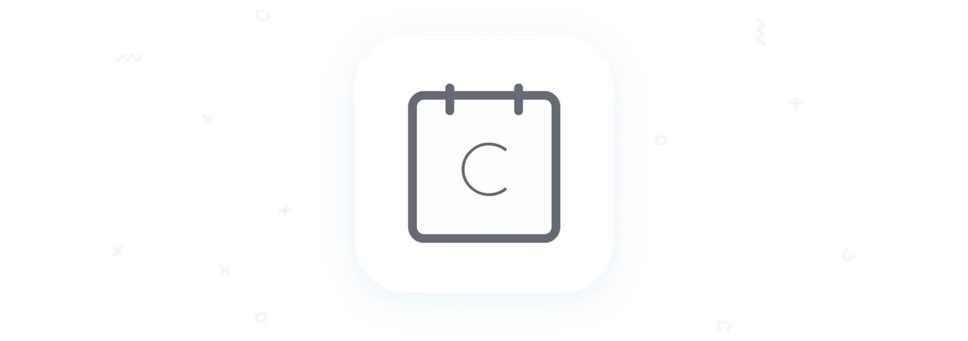 Calendly icon example