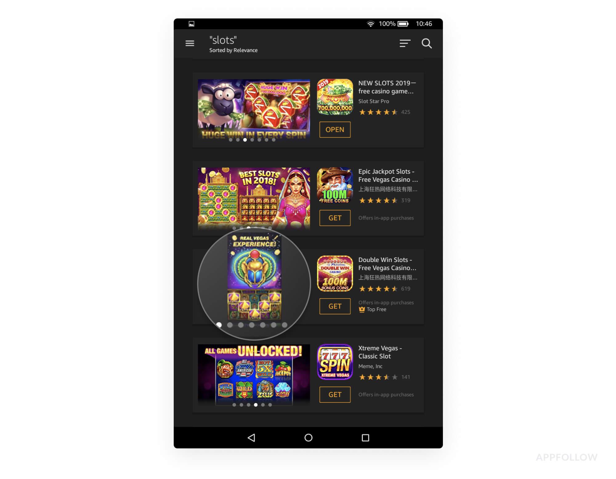 amazon mobile app store
