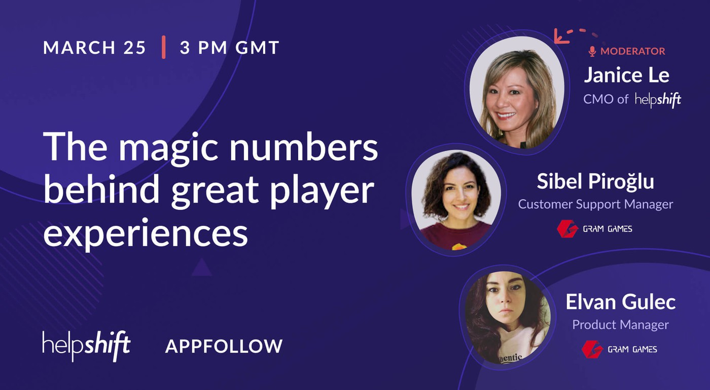 The magic numbers behind great player experiences
